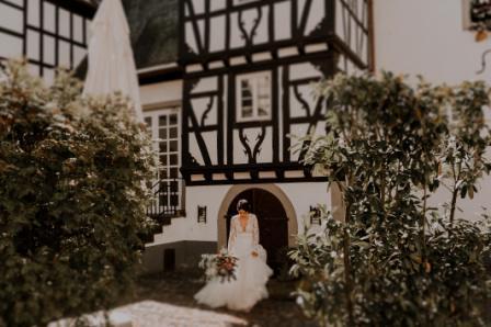 Hochzeit Burg Linz Am Rhein Die Modern Romantische